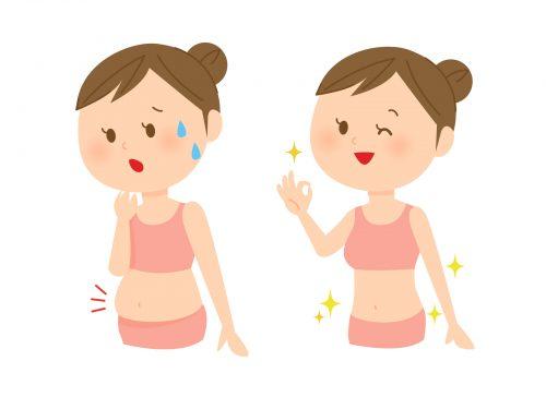 【2週間で見違える】スリムボディとプルプル肌を同時に手に入れよう!!